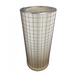 Cartridge filter h 1000 mm